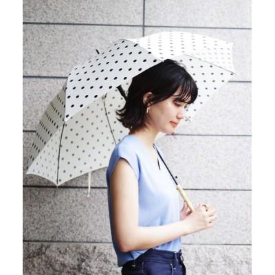 green label relaxing / D バンブーハンドル アンブレラ 20 WOMEN ファッション雑貨 > 長傘