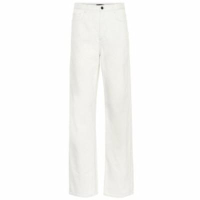 イザベル マラン Isabel Marant レディース ジーンズ・デニム ボトムス・パンツ Luz high-rise jeans Ecru