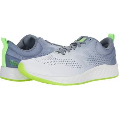 ニューバランス New Balance レディース ランニング・ウォーキング シューズ・靴 Fresh Foam Arishi v3 White/Grey