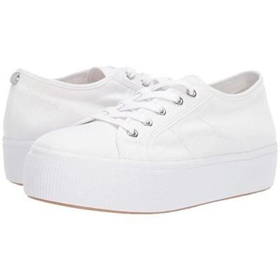 スティーブマッデン Emmi Platform Sneaker レディース スニーカー White