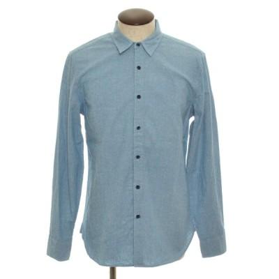 LEVI'S MADE & CRAFTED リーバイス メイド&クラフテッド ダンガリーシャツ 18490-0005 サイズ1 コットン メンズ ライトブルー