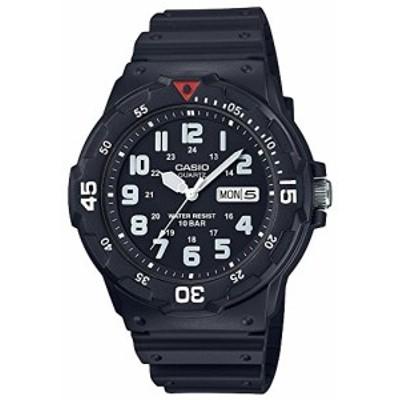 [カシオ] 腕時計 スタンダード STANDARD MRW-200HJ-1BJF メンズ ブラック(中古品)