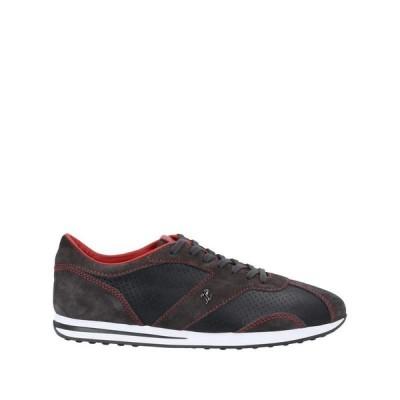 TOD'S for FERRARI スニーカー  メンズファッション  メンズシューズ、紳士靴  スニーカー スチールグレー