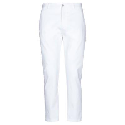 PT Torino パンツ ホワイト 37 コットン 98% / ポリウレタン 2% パンツ