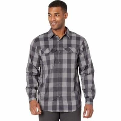 コロンビア Columbia メンズ トップス Silver Ridge Lite Plaid Long Sleeve Shirt City Grey Buffalo Plaid
