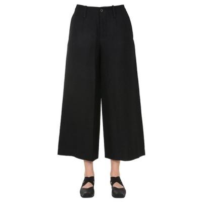 ユマ・ワン レディース カジュアルパンツ ボトムス Uma Wang Wide-Leg Cropped Pants -
