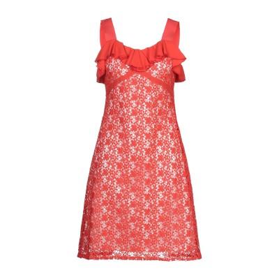 ピンコ PINKO ミニワンピース&ドレス レッド 44 ポリエステル 100% ミニワンピース&ドレス