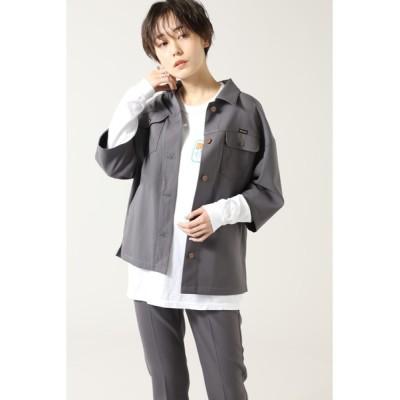 ROSE BUD / (CREOLME)<CREOLME別注>ハーフスリーブジャケット WOMEN ジャケット/アウター > デニムジャケット