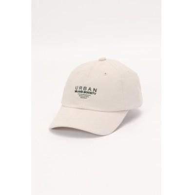 イッカ メンズ(ikka)/URBAN ISLAND SOCIETY ロゴ刺繍キャップ