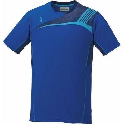 GOSEN ゴーセン T1608 ゲームシャツ T1608 カラー ロイヤルブルー サイズ LL