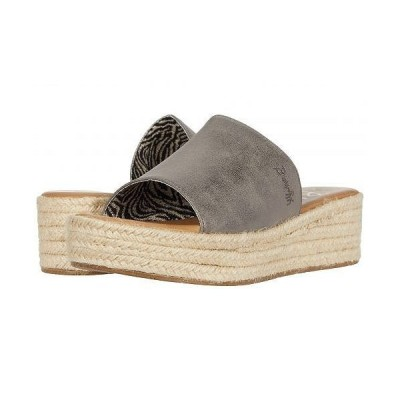 Blowfish ブローフィッシュ レディース 女性用 シューズ 靴 ヒール Leigh - Pewter Meteorite Metallic