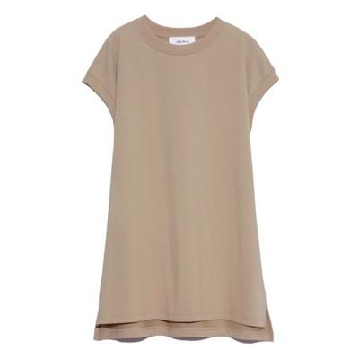 ミラオーウェン Mila Owen フレンチスリーブTシャツ (BEG)