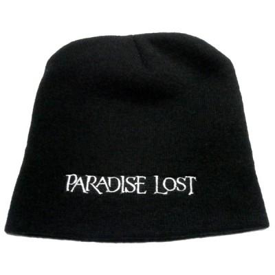 【PARADISE LOST】パラダイスロスト「LOGO」ニットキャップ