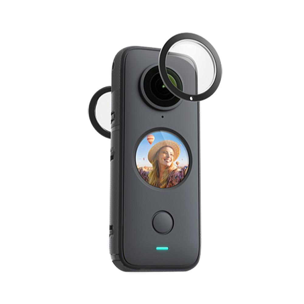 Insta360 ONE X2 黏貼式 全景鏡頭 保護鏡 保護貼 現貨原廠 公司貨