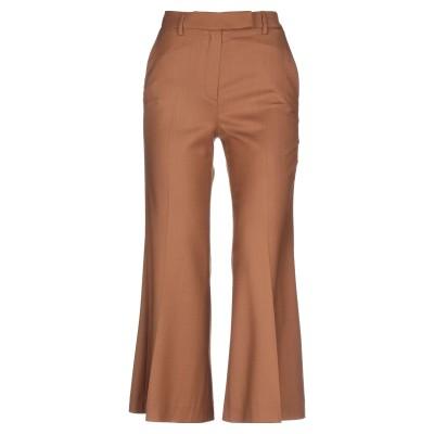 トゥルー ロイヤル TRUE ROYAL パンツ キャメル 44 バージンウール 98% / ポリウレタン 2% パンツ