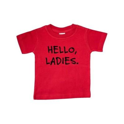 ベビー 衣類 トップス Hello Ladies Baby T-Shirt グラフィックティー