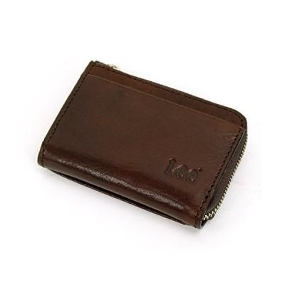 Lee(リー) コインケース 小銭入れ パス入れ付き 0520236A-CHOCO