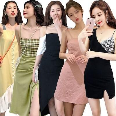 韓国ファッション レース シフォン 膝丈ワンピース セクシー ドレス チャイナドレス ミニワンピ ナイトクラブ ワンピース レギンス レディース