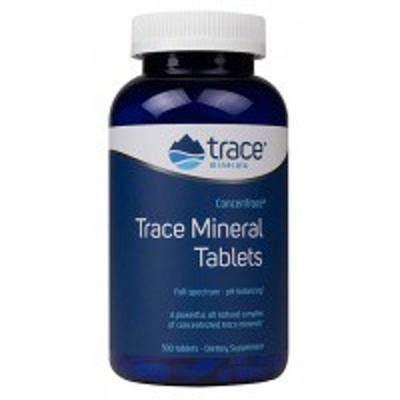 ●Trace Minerals Research(トレース ミネラルズ リサーチ) Trace Mineral Tablets, Low Sodium, 300粒