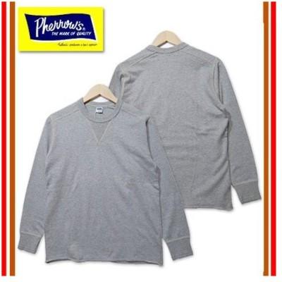 フェローズ Pherrow's ロンT フェローズ Tシャツ PCT1 長袖Tシャツ