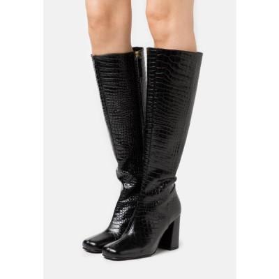 レディース ブーツ STIVALE TACCO ALTO - High heeled boots - nero