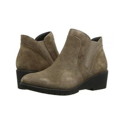 Me Too ミートゥー レディース 女性用 シューズ 靴 ブーツ チェルシーブーツ アンクル Nexus - Nutmeg Suede