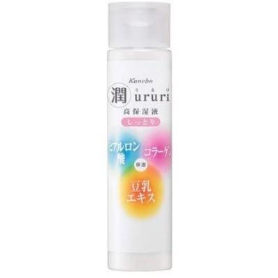 カネボウ 潤うるり 高保湿液(しっとり) 《化粧水》乳白タイプ 200ml
