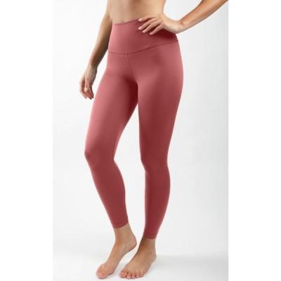 ヨガリシャス Yogalicious レディース フィットネス・トレーニング スパッツ・レギンス Carbon Lux High Waist Elastic Free 7/8 Ankle Legging