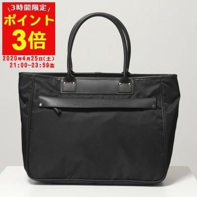 felisi フェリージ 14/26-DS ナイロン×レザー ブリーフバッグ 手提げ ビジネス トートバッグ 0041/NERO-BLACK 鞄 メンズ
