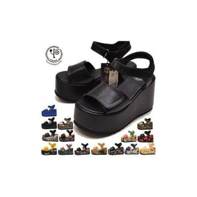 厚底 スポーツサンダル レディース 厚底サンダル  ヨースケ YOSUKE 靴