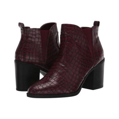 ミア MIA レディース ブーツ シューズ・靴 Hart Burgundy
