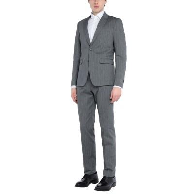 マウロ グリフォーニ MAURO GRIFONI スーツ グレー 46 コットン 97% / ナイロン 2% / ポリウレタン 1% スーツ