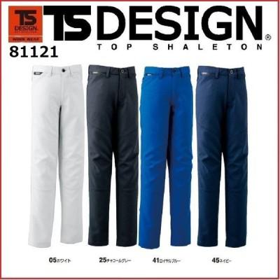 藤和 81121 レディースパンツ TS DESIGN ティーエスデザイン S〜3L 作業ズボン JIS T8118 適合 (すそ直しできます) #