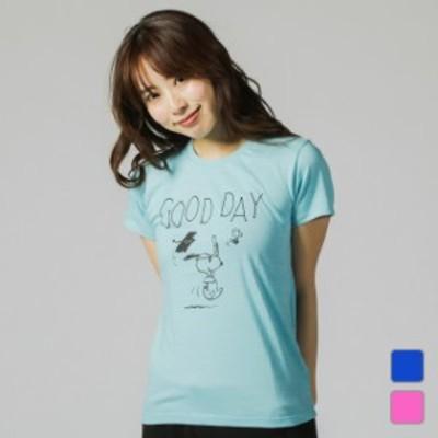 ピーナッツ 半袖Tシャツ PN-9C22239TSGDキ