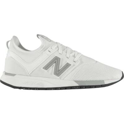 ニューバランス New Balance レディース スニーカー シューズ・靴 247 Mesh Trainers White