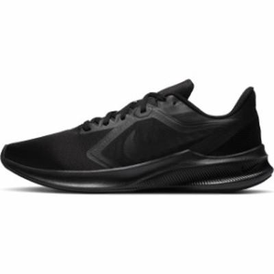 送料無料 メンズ スニーカー ランニングシューズ ナイキ NIKE 10 CI9981-002 ダウンシフター 靴 ブラック/ブラック-アイアングレー