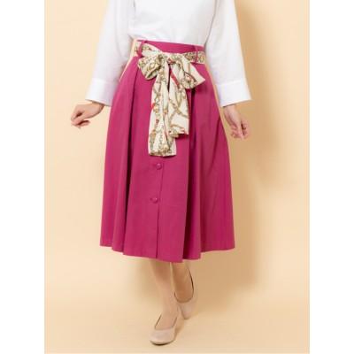 【Rewde】★3WAY★ボタン付スカート(9R10-037297)