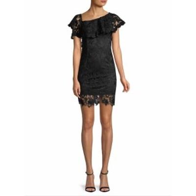 レンビー レディース ワンピース Ruffle Lace Dress