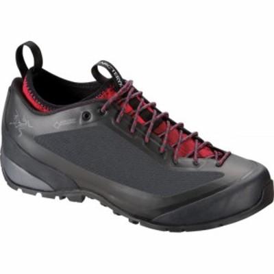 アークテリクス Arcteryx レディース クライミング アプローチシューズ シューズ・靴 Acrux FL GTX Approach Shoe Graphite/Orchid