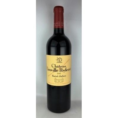 赤ワイン シャトー レオヴィル ポワフェレ 2013 サンジュリアン2級  750ml