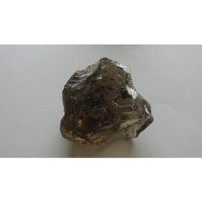 加工用原石 ブラジル産スモーキークォーツ(茶水晶)4