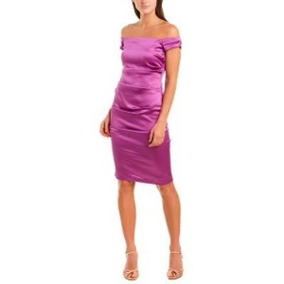イシュー レディース ワンピース トップス issue New York Sheath Dress lavender