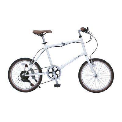 CITROEN FD-MINIVELO206SG シトロエン 20インチ 6段変速 折畳自転車 MG-CTN206G
