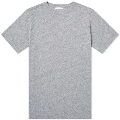ジョン エリオット John Elliott メンズ Tシャツ トップス Classic Tee Grey