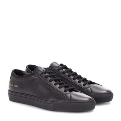 コモン プロジェクト Common Projects レディース スニーカー シューズ・靴 original achilles leather sneakers black