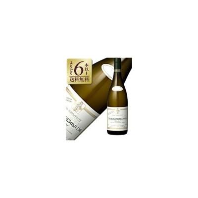 白ワイン フランス ブルゴーニュ ドメーヌ アラン ジョフロワ シャブリ プリミエ クリュ ボーロワ 2018 750ml wine