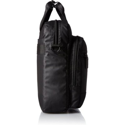 サクソン ビジネスバッグ 2way 超軽量TPEコーティング B5PC対応 51780001 BK