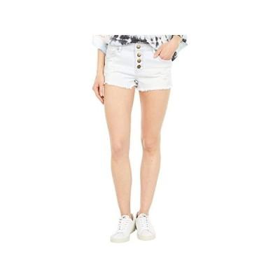ビラボン Buttoned Up Shorts レディース ショートパンツ ズボン 半ズボン Acid Rinse