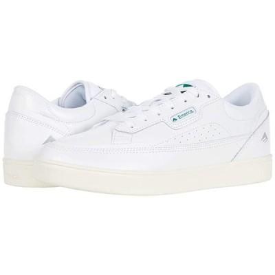 エメリカ Gamma メンズ スニーカー 靴 シューズ White