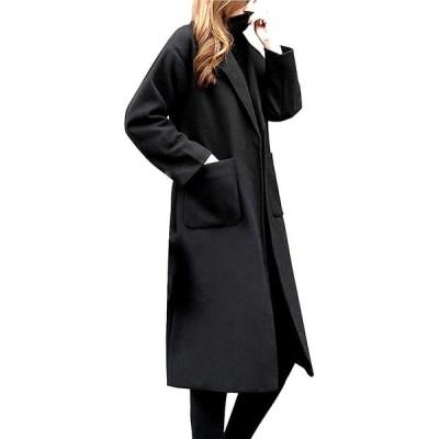 ジョプリンアンドコー-チェスターコート-シンプルコート-韓国ファッション-秋服レディースオシャレ